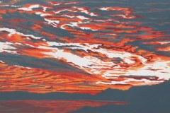 Orange Swirl