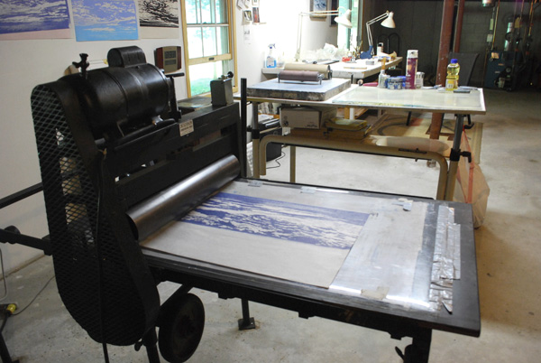 Picture of Printing Press
