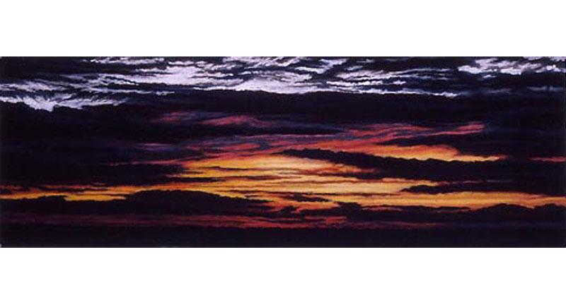 Zee Sky Oil Pastel