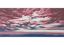 Cloudy Ceiling Printmaking Thumbnail