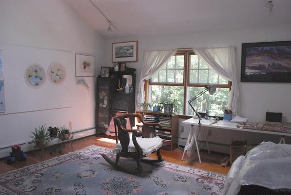 Shirley Bernstein studio image